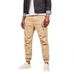 Pantalon treillis G-Star Roxic beige