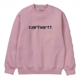 Sweat Carhartt rose pale
