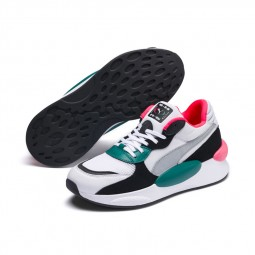 Chaussures Puma RS 9.8 Space blanc, vert, rose