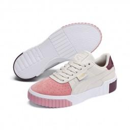 Chaussures Puma Cali Remix pastel rose