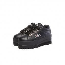 Chaussures Fila Trailblazer Wedge noires