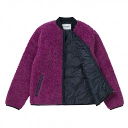 Polaire Carhartt Janet Liner violet fuschsia