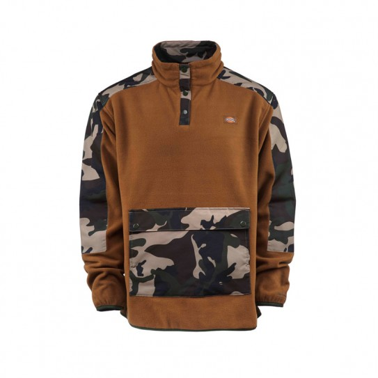 Polaire Dickies Denniston camel camouflage