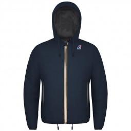 Blouson KWAY jacques Ripstop Marmot bleu marine
