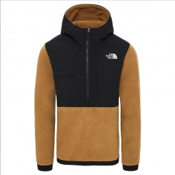 Polaire The North Face Denali 2 camel