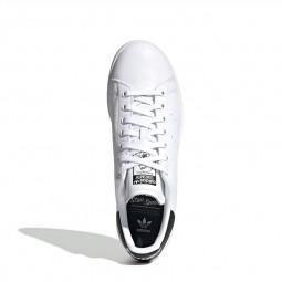 Adidas Stan Smith blanc noir signature