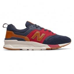 Chaussures New Balance 997H marine rouge