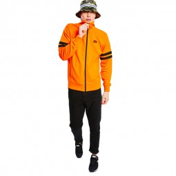 Veste zippée Ellesse Roma Track Top orange