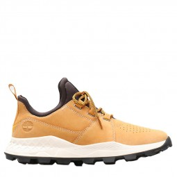 Chaussures Timberland Oxford Brooklyn jaune