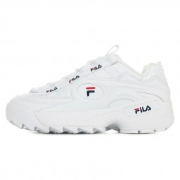 Chaussures Fila D Formation blanches