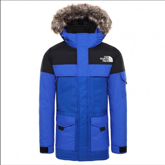 BleueFred The Aston Homme 2 Manteau North Mcmurdo D'hiver Face DIE29H