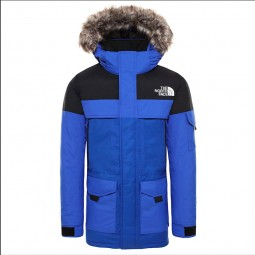 Parka The North Face McMurdo 2 pour homme bleu