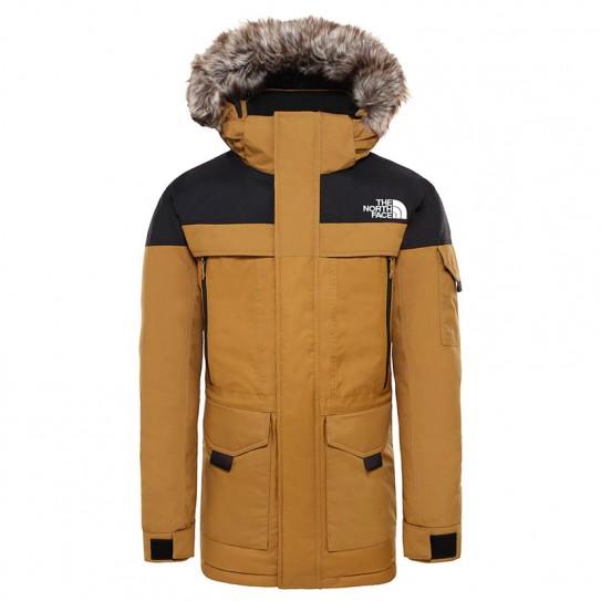 info pour 6ebe3 093b1 Manteau d'hiver homme The North Face McMurdo 2 camel | Fred Aston