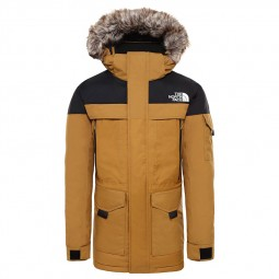 Parka The North Face McMurdo 2 pour homme camel
