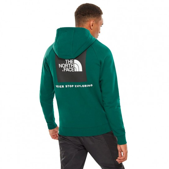 Sweat à capuche The North Face Raglan