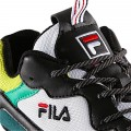 Chaussures Fila Ray Tracer homme noir, blanc, vert