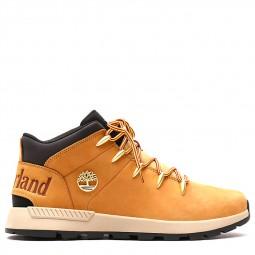 Chaussures Timberland Sprint Trekker jaune camel