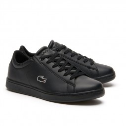 Chaussures Lacoste Carnaby Junior noir