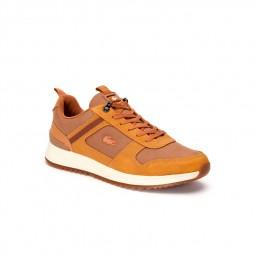 Chaussure Lacoste Joggeur 2.0 marron