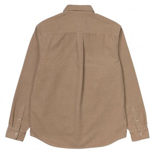 Chemise velours côtelé Carhartt Madison Cord Shirt