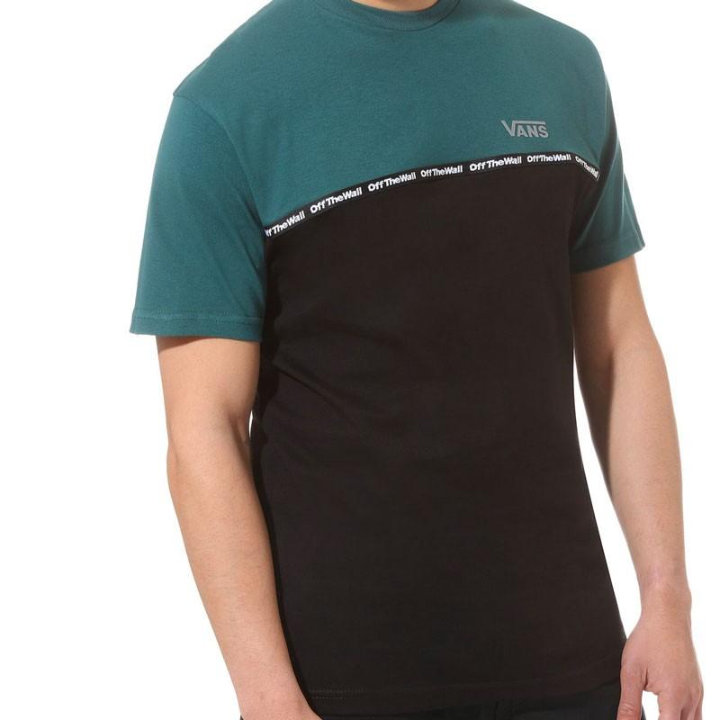 T shirt Vans homme manches courtes Reflective Colorblock