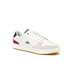 Chaussures Lacoste Masters Cup blanc crème