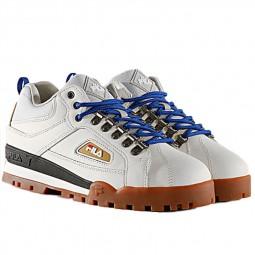 Chaussures Fila Trailblazer L Low blanc crème