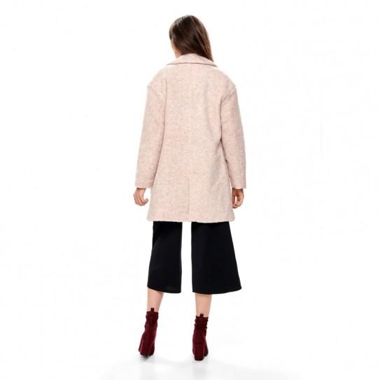 Manteau en laine Only Nina Celeste