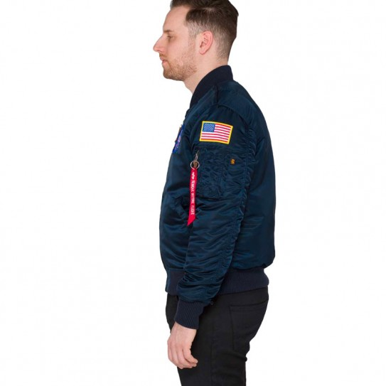 Bombers Alpha Industries NASA