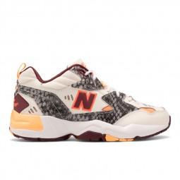 Chaussures New Balance femme 608V1 blanc / serpent