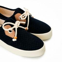 Chaussures Armistice Sonar One bleu marine