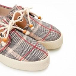 Chaussures Armistice Sonar One tartan