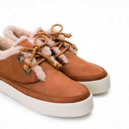 Chaussures Armistice Sonar Indian marron