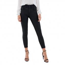 Jeans Salsa Secret Push In noir