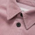 Surchemise velours côtelé Carhartt Erie Shirt Jac rose