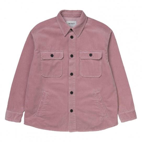 Surchemise velours côtelé Carhartt Erie Shirt Jac