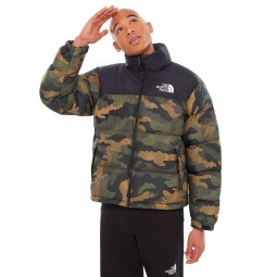 Doudoune The North Face 1996 Retro Nuptse camouflage