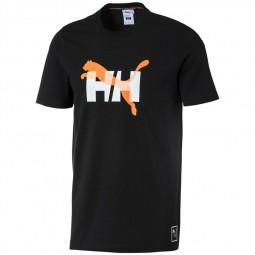 T-shirt Puma x Helly Hansen noir