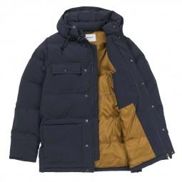 Manteau Carhartt Alpine Coat bleu marine