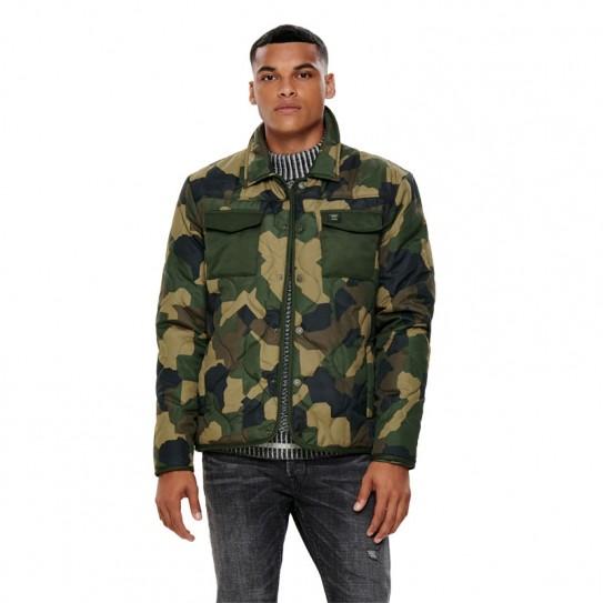 Veste Only & Sons Rain Jacket