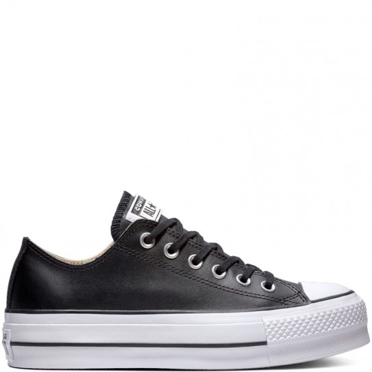 chaussures fille converse cuir