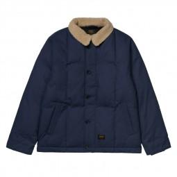 Blouson Carhartt Doncaster Jacket bleu