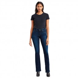 Jean Levi's 715 Bootcut Jeans bleu foncé