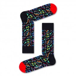 Chaussettes Happy Socks City Jazz noires