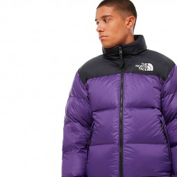Doudoune The North Face 1996 Retro Nuptse violet