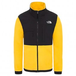 Polaire The North Face Denali 2 jaune