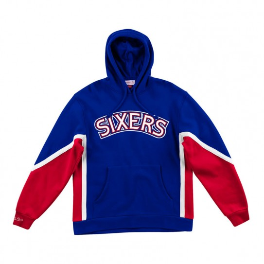 Sweat à capuche Mitchell And Ness