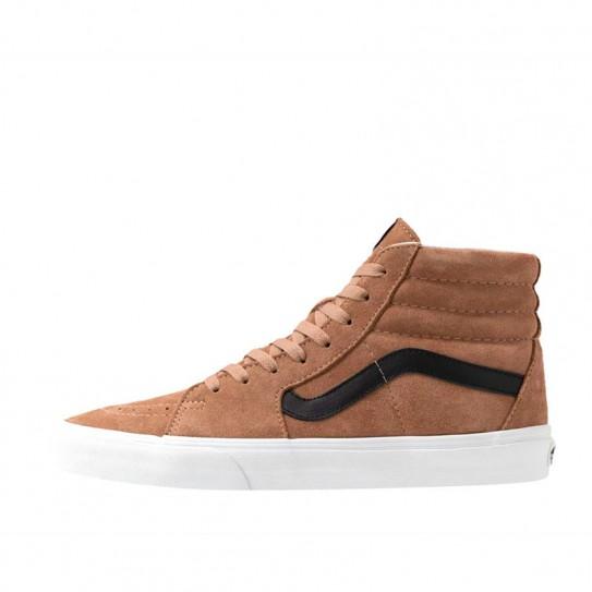 Chaussures Vans SK8 Hi Suede