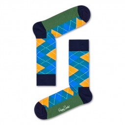 Chaussettes Happy Socks Argyle multicolore