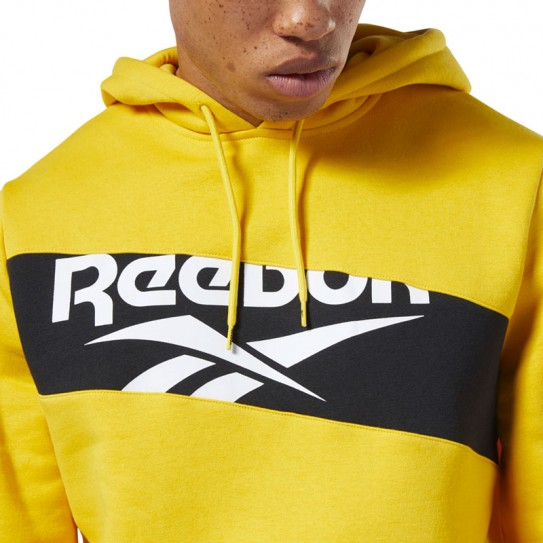 Sweat à capuche Reebok Vector
